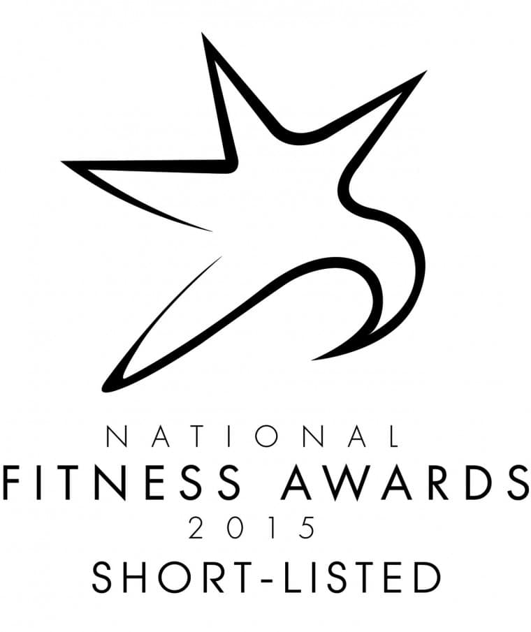 National Fitness Awards Shortlisted