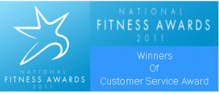 National Fitness Award Winners
